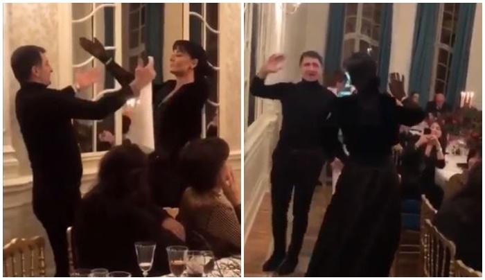 აჩი არველაძის და მაკა ასათიანის ქართული ცეკვა, რომელმაც ინტერნეტსივრცე დაიპყრო (ვიდეო)
