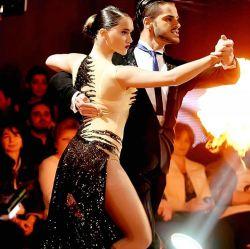 ნინი წიკლაურის შემდეგ ''ცეკვავენ ვარსკვლავების'' რეპეტიციაზე ლიზა ყენია დაშავდა