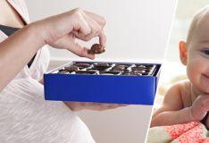 რატომ უნდა ჭამონ ორსულებმა შოკოლადი - გაამხიარულეთ თქვენი პატარა