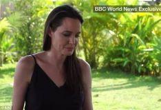 ატირებული ანჯელინა - მან პირველად ისაუბრა გულახდილად ბრედ პიტთან დაშორებაზე