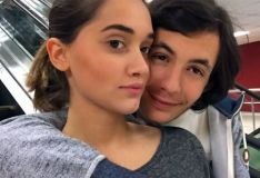 ლიზა ყენია და ირაკლი კოდუას შვილი კვლავ ერთად არიან