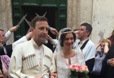 ლიზა ბაგრატიონის ყოფილი ქმრის საიდუმლო ქორწილი რომში და ექსკლუზიური დეტალები ემიგრანტისგან